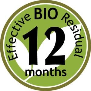 12 months Effective Bio Residual