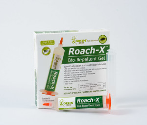 Roach-X Bio-Repellent Gel